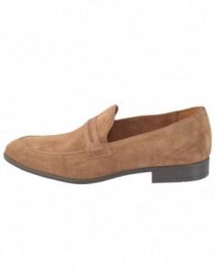 Pantofi barbati, piele naturala, marca Gino Rossi, Cod MMU093-0358-03-32, culoare bej