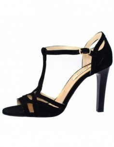Sandale dama, piele naturala, marca Botta, Cod 980-01-05, culoare negru