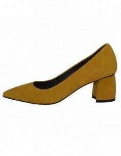 Pantofi dama, din piele naturala, marca Gino Rossi, DCH802-AS7-2100-08-32, galben