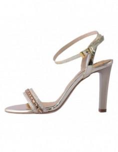Sandale dama, piele naturala, marca Botta, Cod 982-12-05, culoare auriu