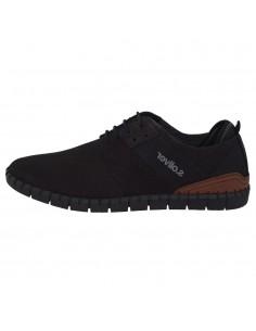 Pantofi barbati, din piele naturala, marca s.Oliver, 5-13621-22-19-01-15, negru