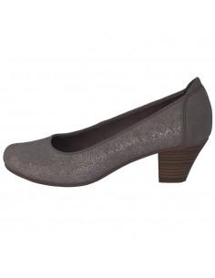 Pantofi dama, din piele naturala, marca Jana, 8-22301-22-B2-19-09, taupe