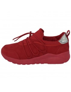 Adidasi dama, din textil si sintetic, marca s.Oliver, 5-23616-22-05-15, rosu