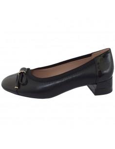 Pantofi dama, din piele naturala, marca Geox, D849XC-C9999-01-06, negru