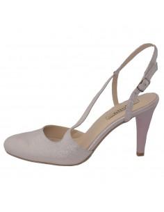 Pantofi dama, din piele naturala, marca Botta, 1228-19-10-05, roze