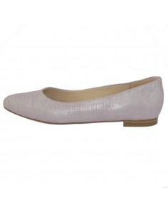 Balerini dama, din piele naturala, marca Caprice, 9-22104-22-19-10-03, roze