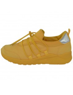 Adidasi dama, din textil si sintetic, marca s.Oliver, 5-23616-22-08-15, galben