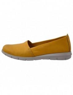 Balerini dama, piele naturala, marca Flexx, Cod A152-03-08-18, culoare galben