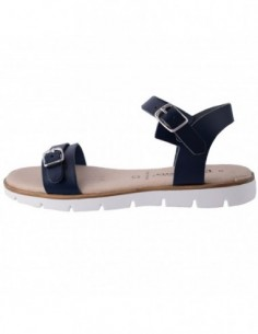 Sandale dama, piele naturala, marca Formenterra, Cod A17G11062BL-42-29, culoare bleumarin